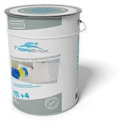 ГидроБлок ГП+4 - проникающая гидроизоляция