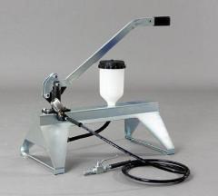Ручной инъекционный насос HP 16 DESOI/HP 301