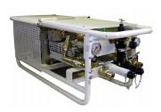 Пневматический поршневой двухкомпонентный насос БМ 1429 (GX45)